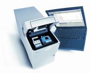 Agilent- 2100 Bioanalyzer