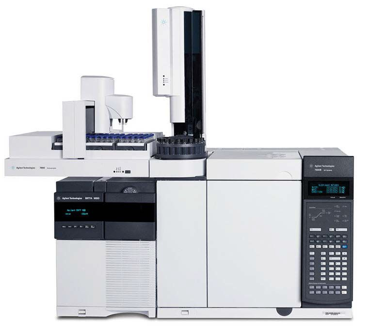 Agilent- 5977A Series GC/MSD System