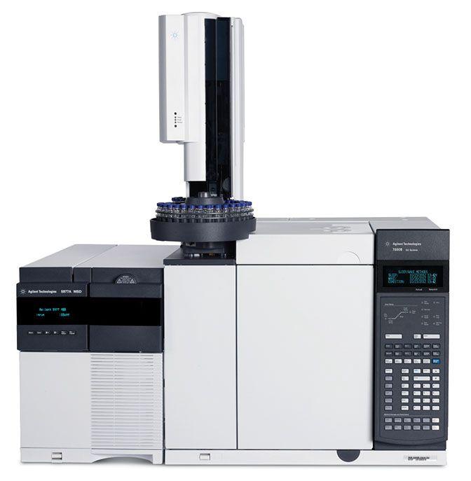 Agilent- 7890B GC System