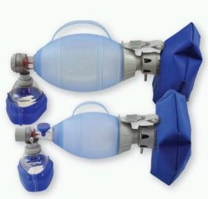 Ambu- Oval Plus Silicone Resuscitator