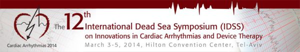 12th International Dead Sea Symposium