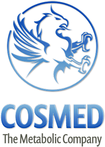COSMED- logo Portrait
