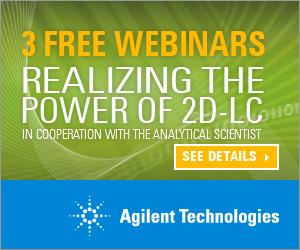 Agilent- 2DLC-WebinarSeries_TheAnalyticalScientist